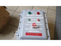 Jual stater motor explosion proof