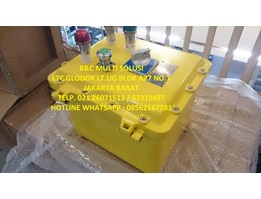 Jual Explosion proof DOL ( direct online) box panel