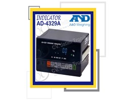 INDICATOR AND AD 4329A