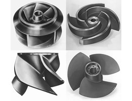 Impeller Pompa