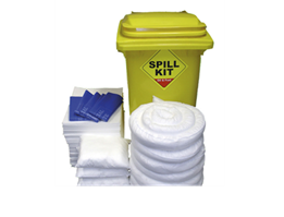 OIL SORBENT SWIPE-ALL P90 SPILL KIT 240L