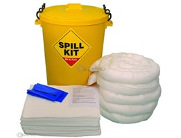 OIL SORBENT SWIPE-ALL P89 SORBENT SPILL KIT 120L