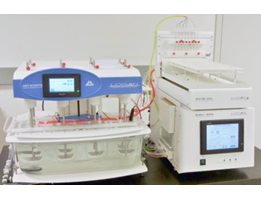 850BDL Automated Dissolution Sampling Systems - LOGAN