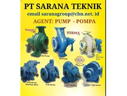 YUEMA GEAR PUMP KCB CENTRIFUGAL PT SARANA SUBMERSIBLE PUMP