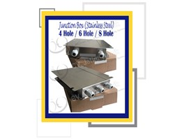 JUNCTION BOX STAINLESS STEEL