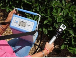 Jual TARGAS-1 Portable Photosynthesis System - PP SYSTEMS