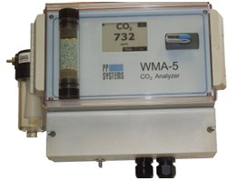Jual WMA-5 CO2 Gas Analyzer - PP SYSTEMS