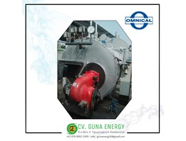 Jual Steam Boiler Omnical Solar 2 Ton