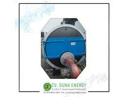 Jual Oekonom kesell Steam Boiler Cap 2000 kg German