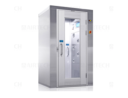 Jual AIR SHOWER Stainless Steel SUS304 ( AIRTECH ) Cleanroom