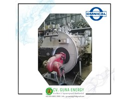 Jual Steam Boiler Omnical 2 ton /h