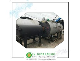 Steambloc Steam Boiler Cap 2 ton