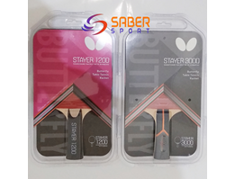 Jual Bat Pingpong Butterfly Stayer 1200 & 3000