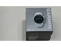 Smart Watch Garmin Fenix 5S White WIth Cararra White