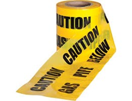 JASA SABLON CUSTOM BARICADE TAPE/PRINTING WARNING TAPE/CUSTOM SABLON BURIED FIBER TAPE