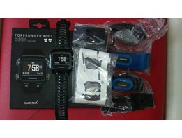 Smart Watch Garmin Forerunner 920xt Tri Bundle MURAH
