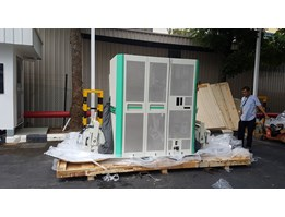 Jual MACHINE AND MOVER (mesin produksi elektronik dll) KARGO BATAM-EKSPEDISI BATAM-FREIGHT FORWARDER BATAM