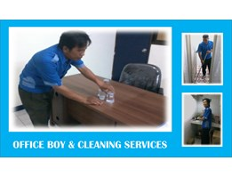 Jual CLEANING SERVICE & OFFICE BOY