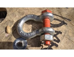 Jual shackle omega 55 ton