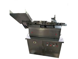 Jual AGG two needles ampoule filling and sealing machine