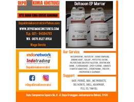 Jual Delta Ep Injection Lem Epoxy