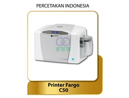 Jual FARGO C50 - PRINTER KARTU PRINTER CARD