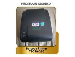 Jual Jual Printer Barcode - Printer Barcode dan Printer Label TSC TA-210