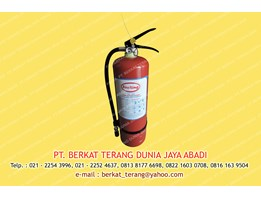 Jual FIRE EXTINGUISHER 5 KG ABC Dry Powder Merk FIRERING