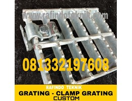 Jual Jual c Clamp Grating Custom
