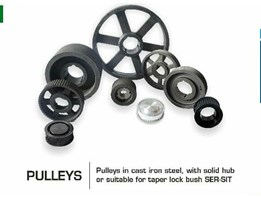 Jual Pulley Vbelt SPA SPB SPC