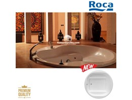 Jual Roca Bathtub Spa New Round Waikiki Original Made In Spain (Bahan Acrylic)