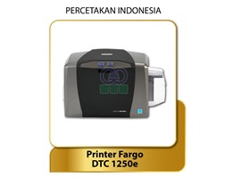 Jual Printer Card HID FARGO DTC1250e Printer Kartu Satu Sisi