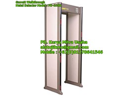 Jual Jual Garrett Walkthrough Metal Detector Model PD-6500i