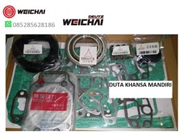 Jual SPARE PARTS ENGINE CHINA WEICHAI