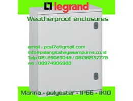 Jual Box panel Legrand IP67 Polyester