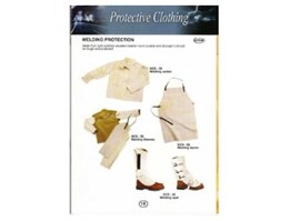 Jual PROTECTIVE CLOTHING : WELDING PROTECTION ; GCS - 30, GCS - 50, GCS - 60, GCS - 20