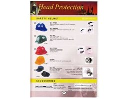 Jual HEAD PROTECTION ( SAFETY HELMET, ACCESSORIES )