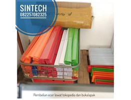 Jual Plasti Mika / Price Card / Price Tag / Price Rail / Price Holder / Label Harga