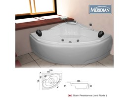 Jual Meridian Bathtub Virgo