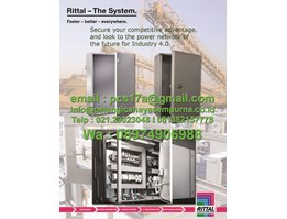 Jual Box Panel Stainless Steel 304 Rittal ip67