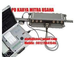 Jual Jual Software & Data Acquisition Package for Handheld Wire Rope Tester MD20H & MD25H