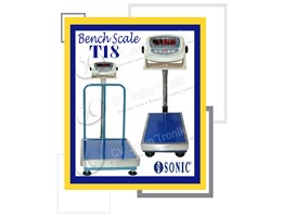 Jual BENCH SCALE SONIC T18