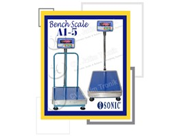Jual BENCH SCALE SONIC A15