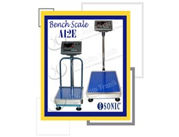 Jual BENCH SCALE SONIC A12E