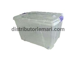 Jual BOX CONTAINER ROXANE 50 Lt PRIME CLEAR