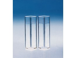 Jual Cuvettes 4 clear sided glassware