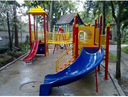 Jual Outdoor Playground