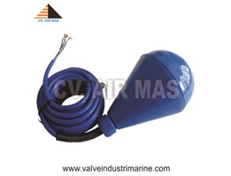 Jual float switch vertical ball sus304 cable