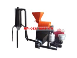 Jual Mesin Penepung With Cyclone (Hammer Mill With Cyclone) Besi