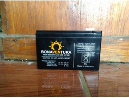 Jual BATTERY VRLA GEL BONAVENTURA 12V 7.2
